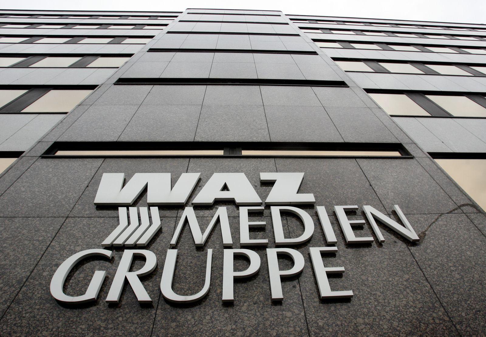 WAZ Mediengruppe / Zentrale