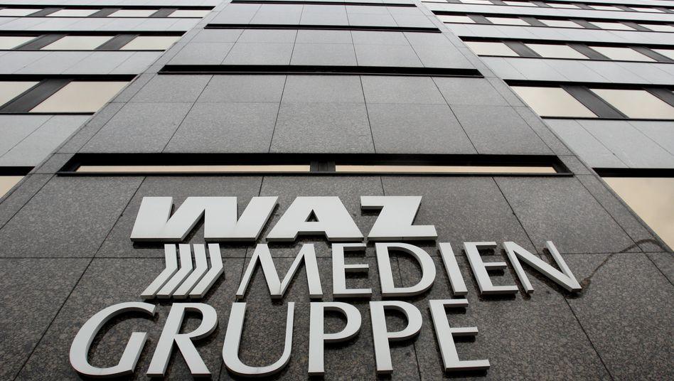 WAZ-Mediengruppe in Essen: Petra Grotkamp wird hier bald Regie führen. Offenbar fehlt nur noch die Zustimmung des Testamentvollstreckers der Gründerfamilie Brost.