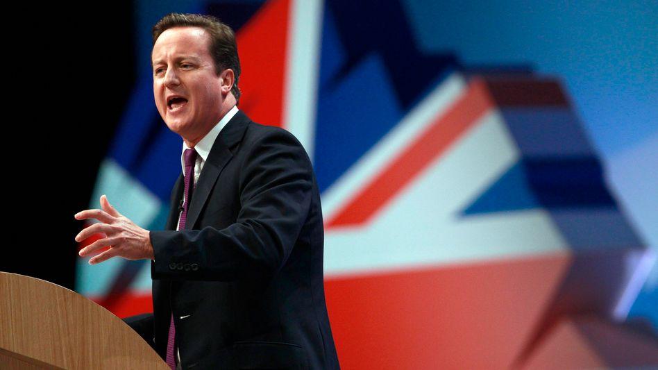 Alleingang: Premierminister Cameron sucht Verbündete, um seine eigene Isolation aufzubrechen