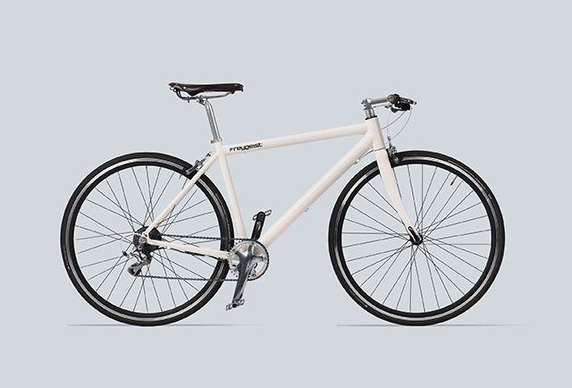 Doch, das ist ein E-Bike: Das Freygeist aus Berlin versteckt seinen Akku im schlanken Unterrohr