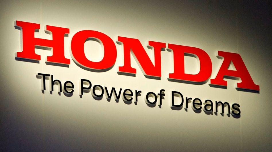 Knapp an roten Zahlen vorbei: Hondas Gewinn ist eingebrochen