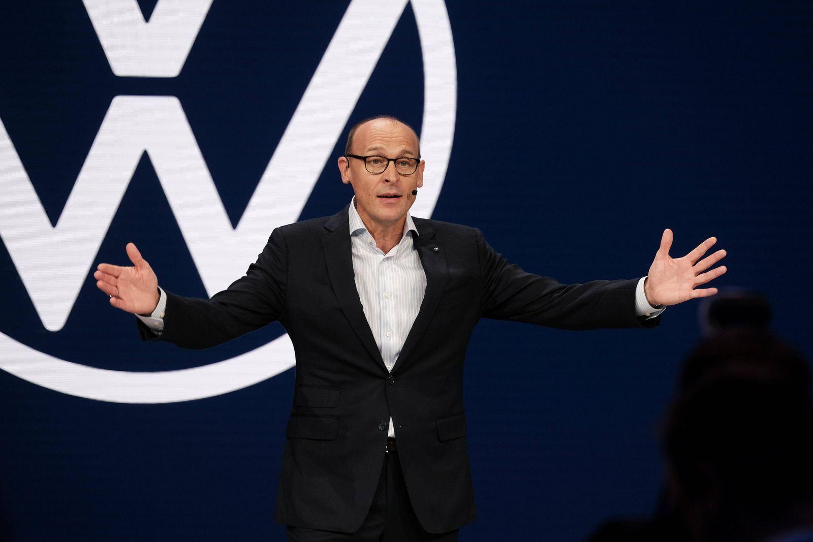 10.09.2019 xkhx Frankfurt am Main, Messe Internationale Automobilausstellung IAA 2019 unter dem Leitmotiv Driving Tomor