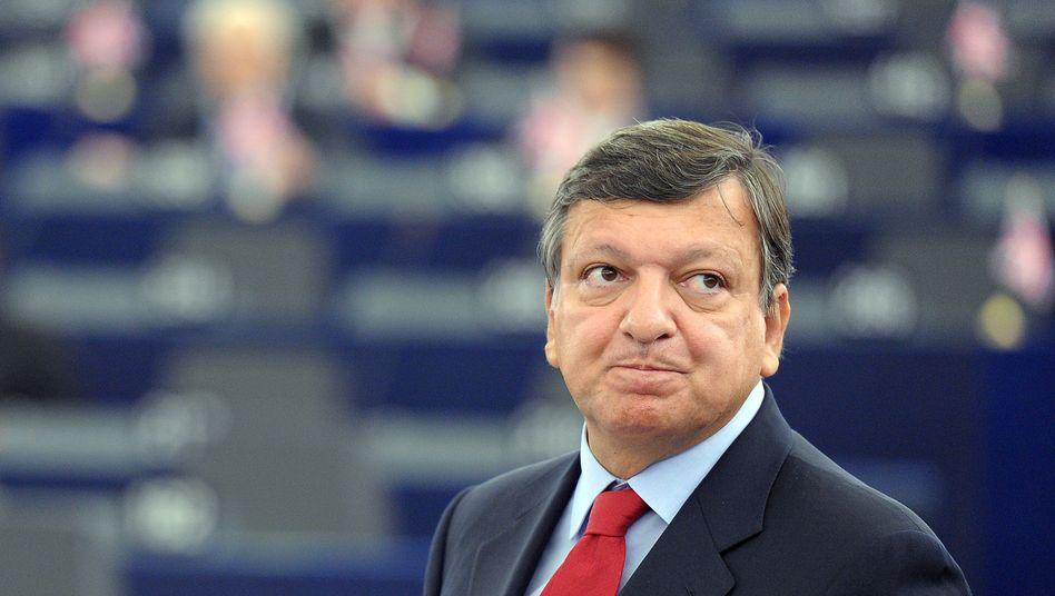 """EU-Kommissionspräsident Barroso: """"Voraussetzung für jede Art von gemeinsamer Schuldenfinanzierung ist es, die finanzpolitische Kontrolle zu verstärken"""""""