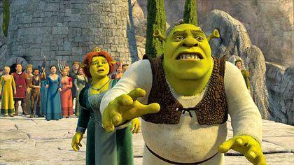"""HD-DVD-Verfechter: Die Dreamworks-Produktion """"Shrek der Dritte"""" wird nicht auf einer Blu-ray-Disc erscheinen"""