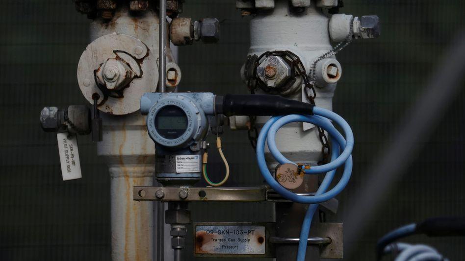 """Gaspipeline in Großbritannien: """"Der Stromsektor wendet sich dem Öl zu, um Lichter brennen zu lassen und den Betrieb am Laufen zu halten"""", schreibt die IEA in ihrem jüngsten Monatsbericht"""