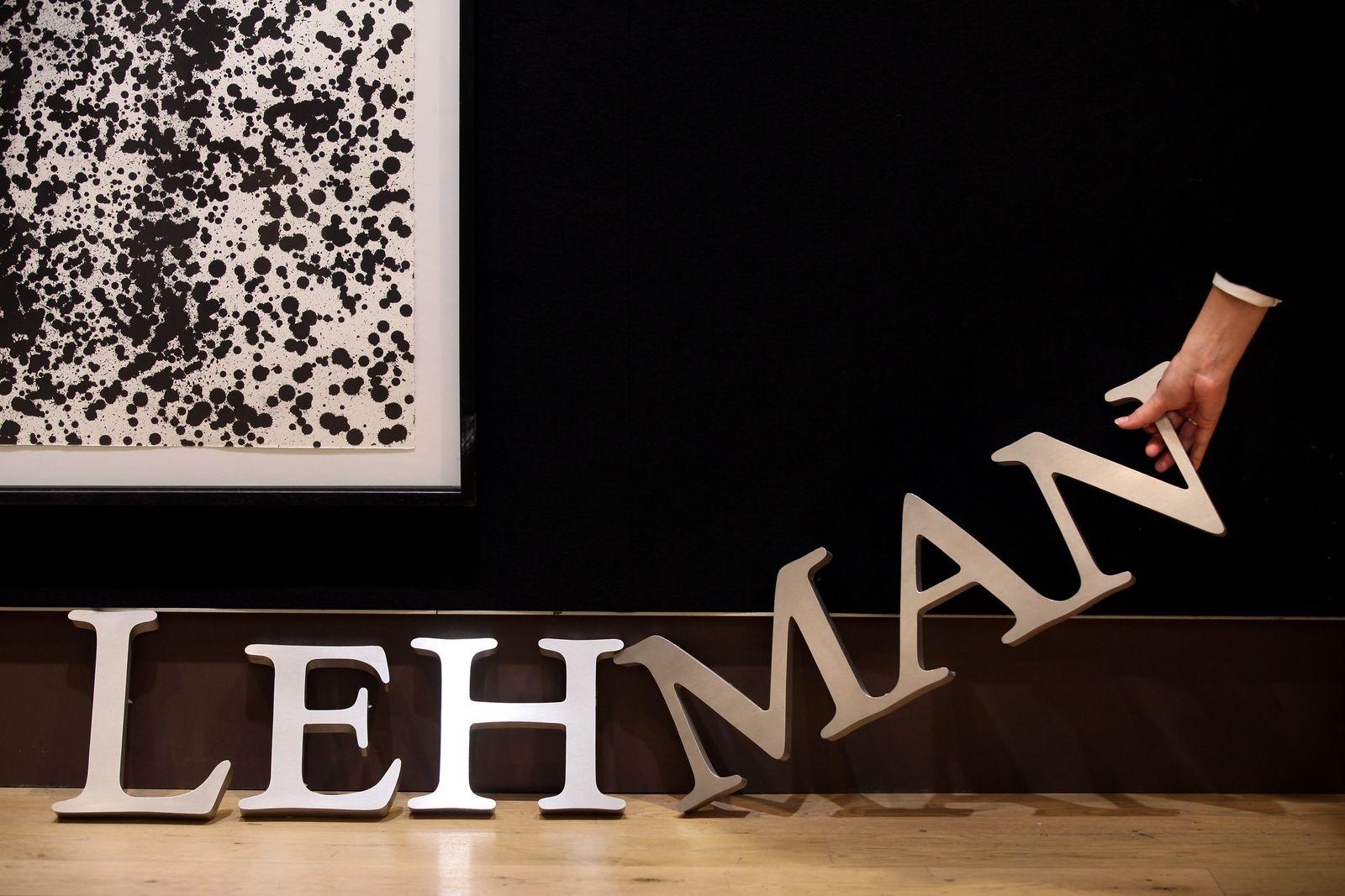 Lehamn Brothers Schriftzug