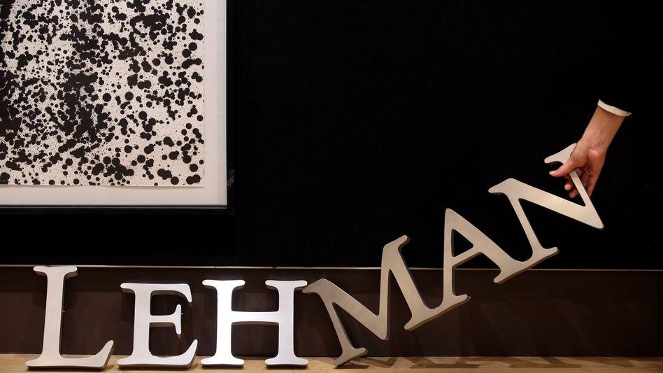 Kein Schadensersatz: Der Bundesgerichtshof hat die Klage zweier Lehman-Anleger verworfen