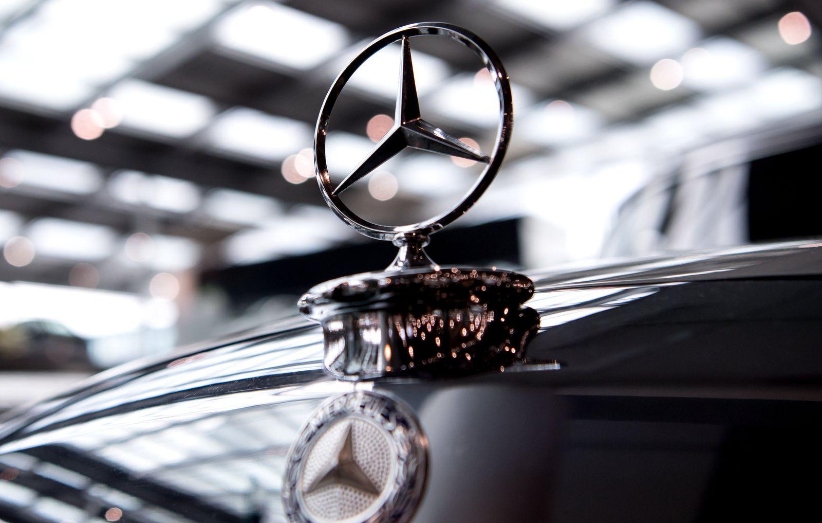 Mercedes-Stern / Oldtimer