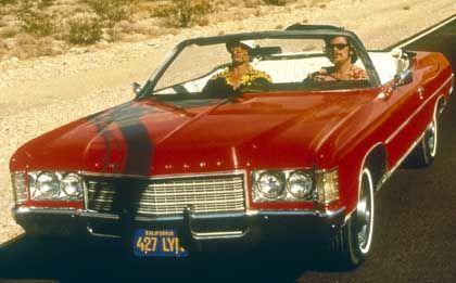 Im Film geht's: Wie in Fear and Loathing in Las Vegas, sind US-Fahrzeuge beleibt. Doch der Absatz wird 2007 stagnieren, meinen Fachleute