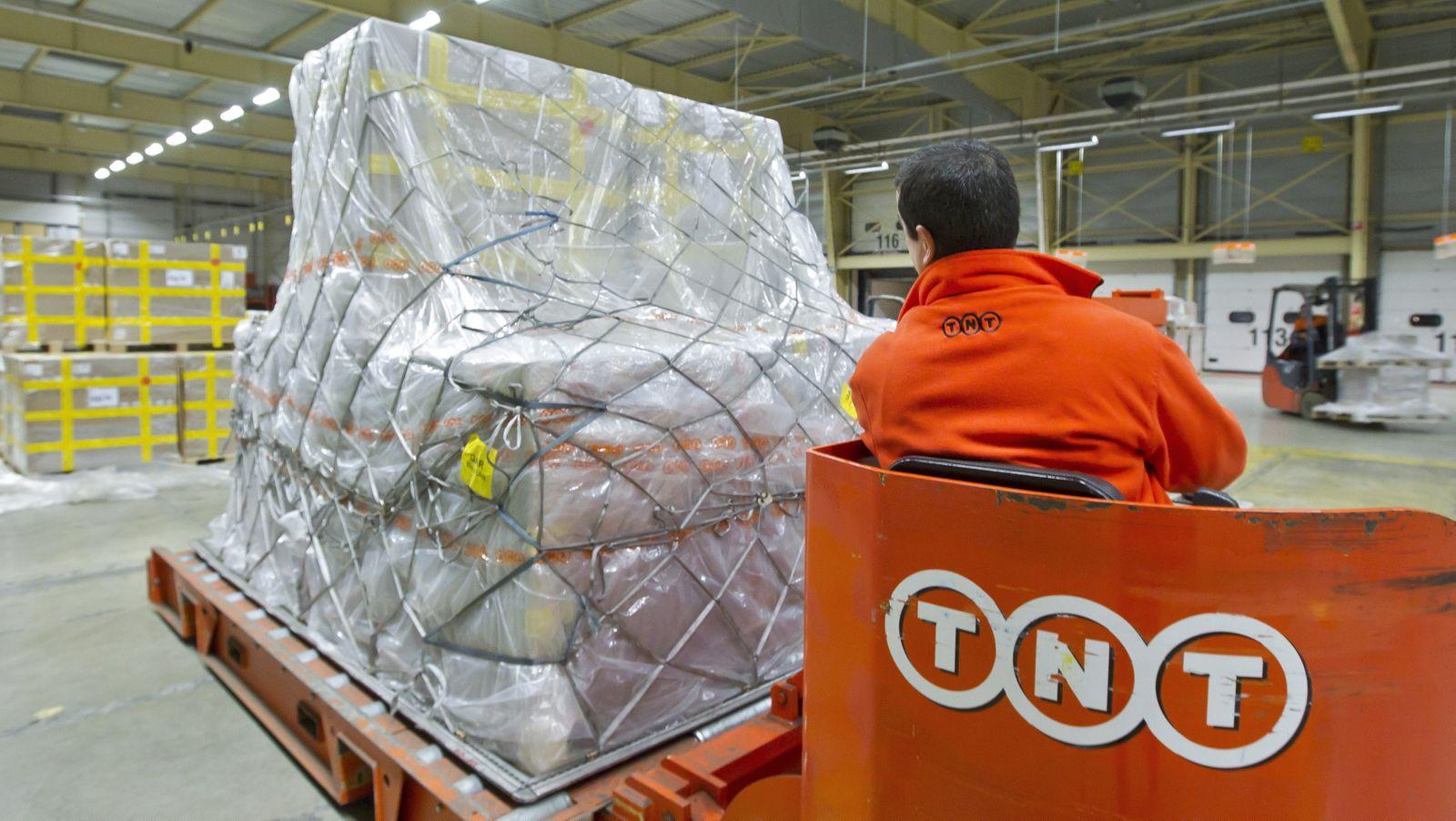 Paketdienst / TNT
