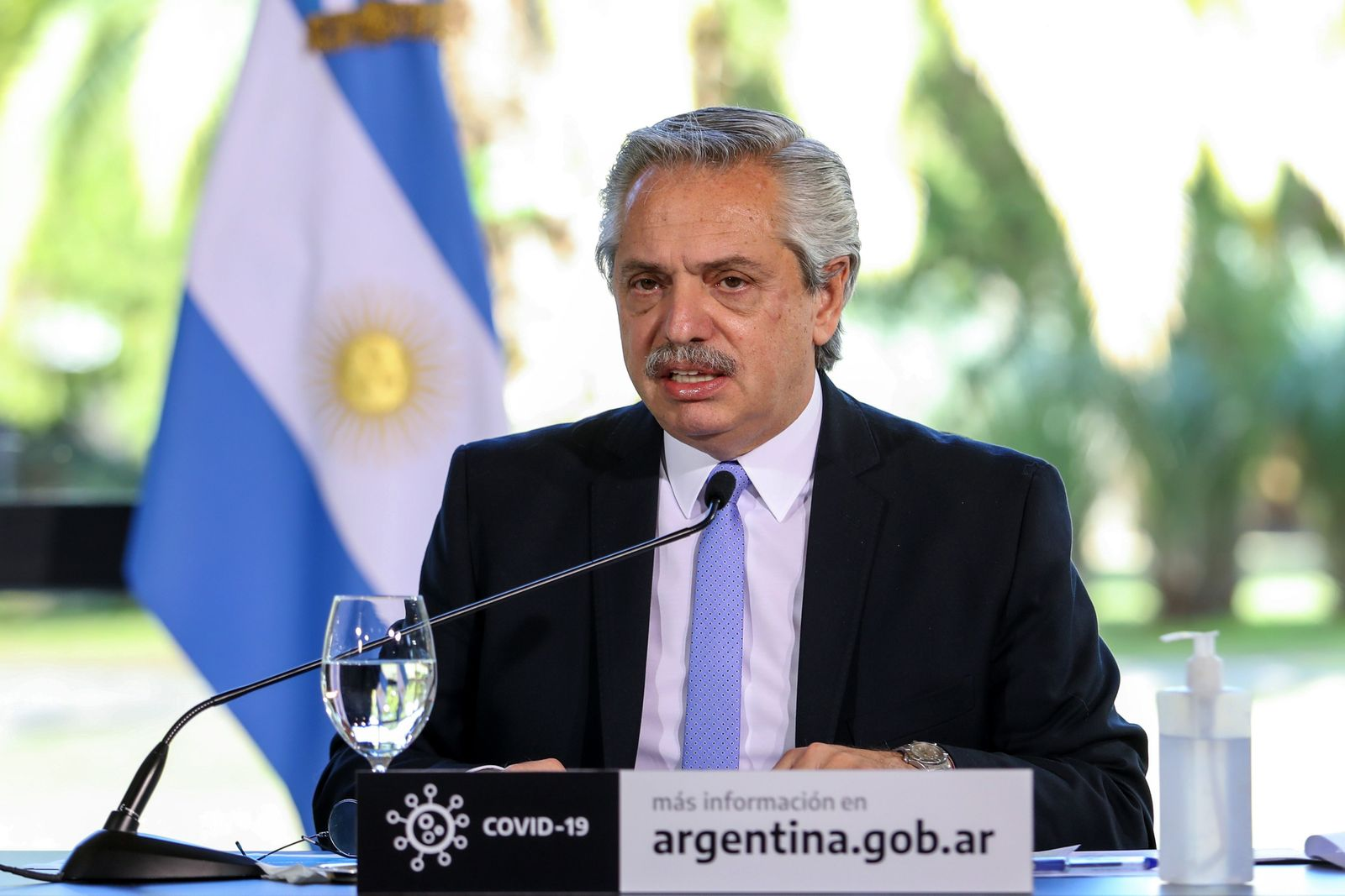 FILES-ARGENTINA-ECONOMY-DEBT-FERNANDEZ