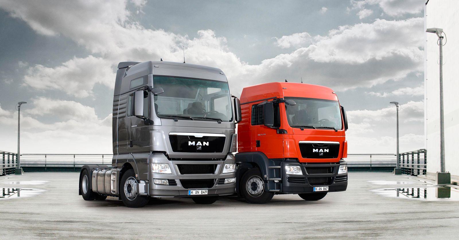 MAN / LKW Hersteller
