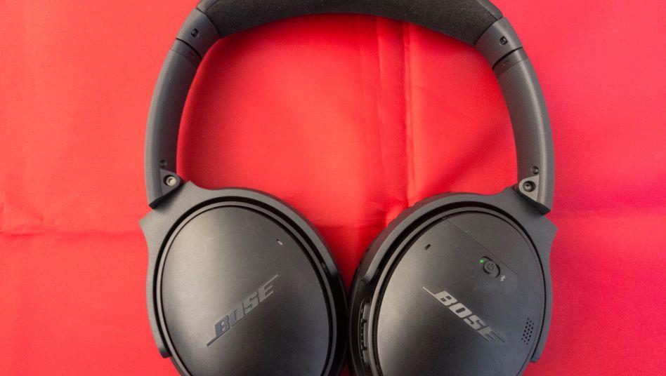 Noise-Cancelling-Kopfhörer von Bose: Endlich Ruhe