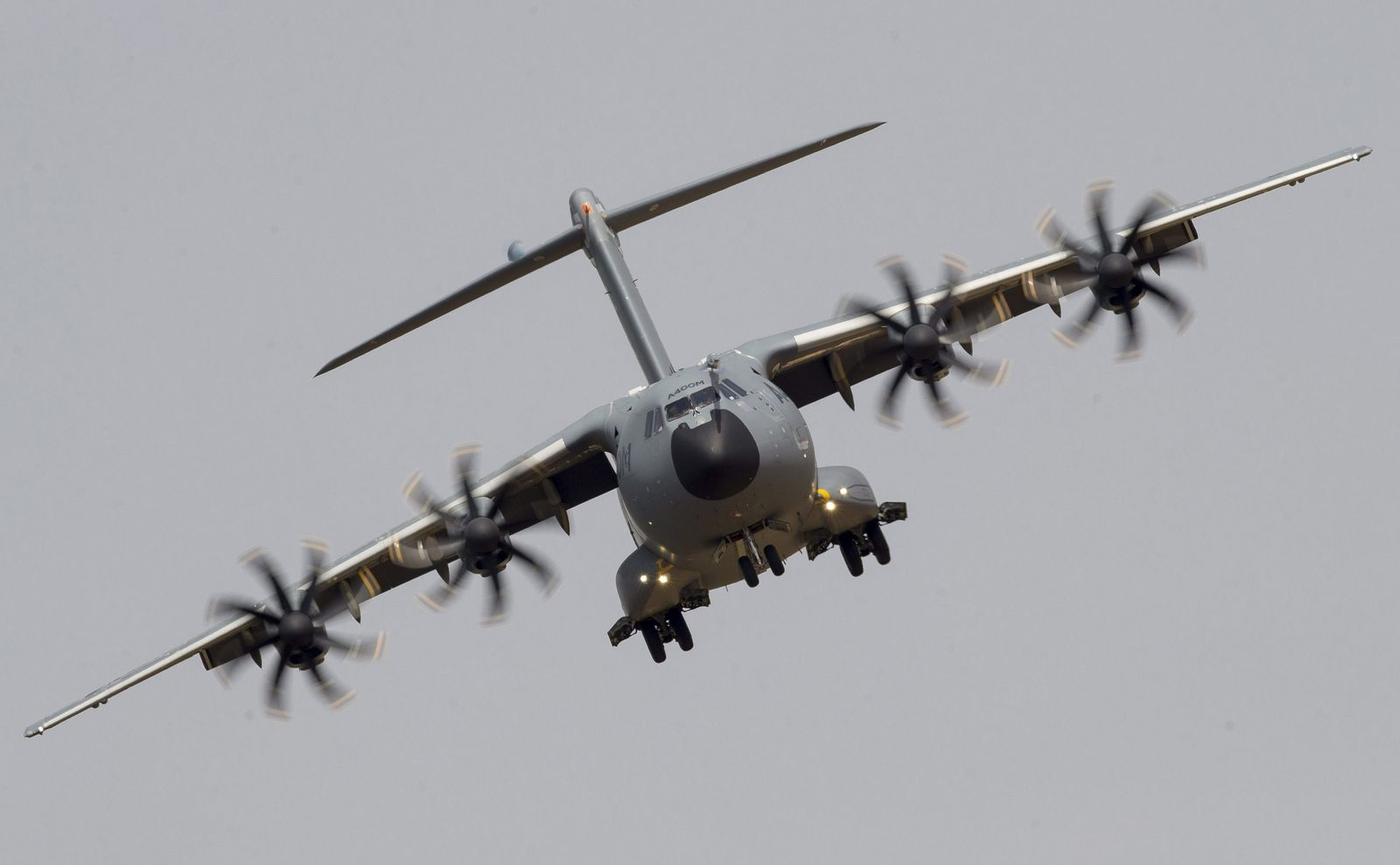 Spain suspends licence for Airbus A400M production test flights
