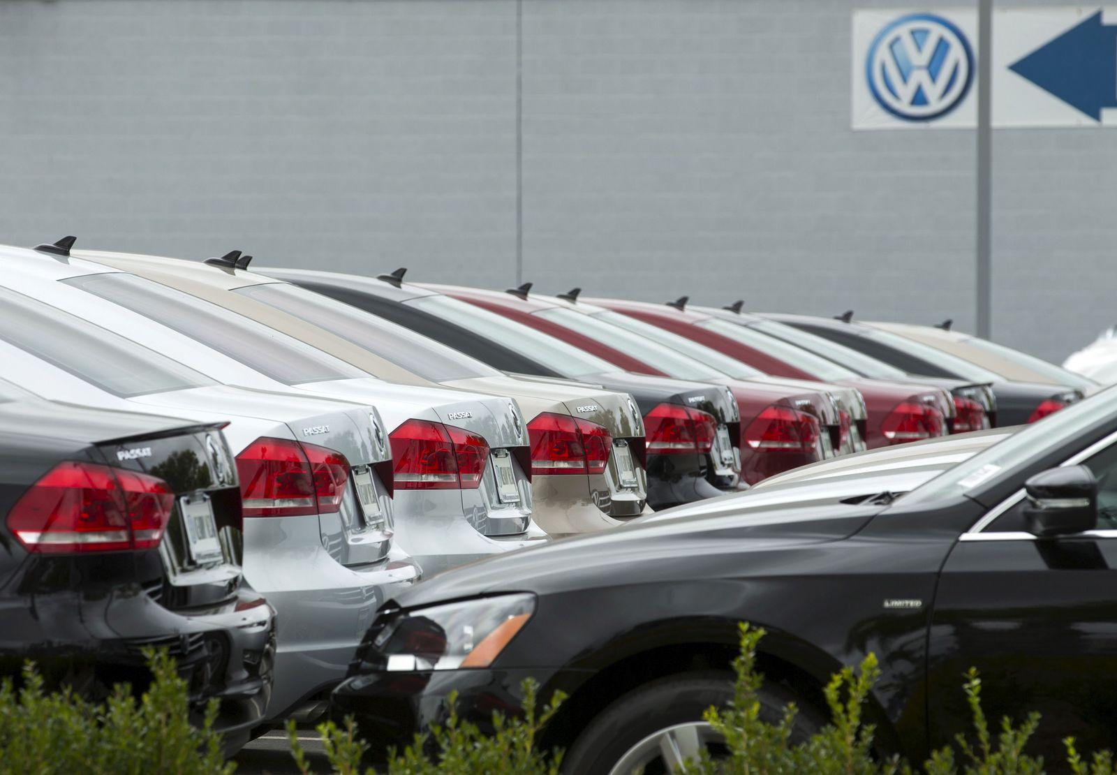 VW / Autohändler / USA