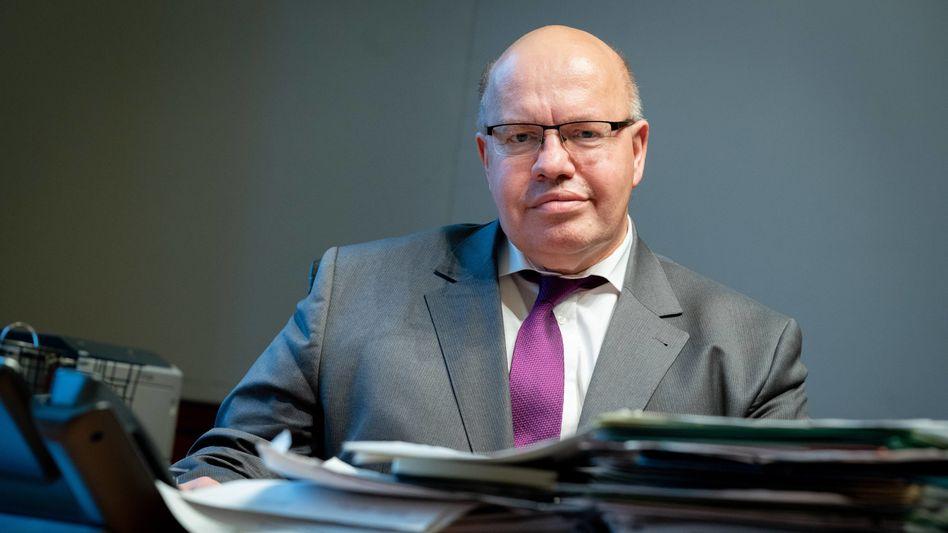 Peter Altmaier: Mit Steuersenkungen und Bürokratieabbau gegen den Abschwung
