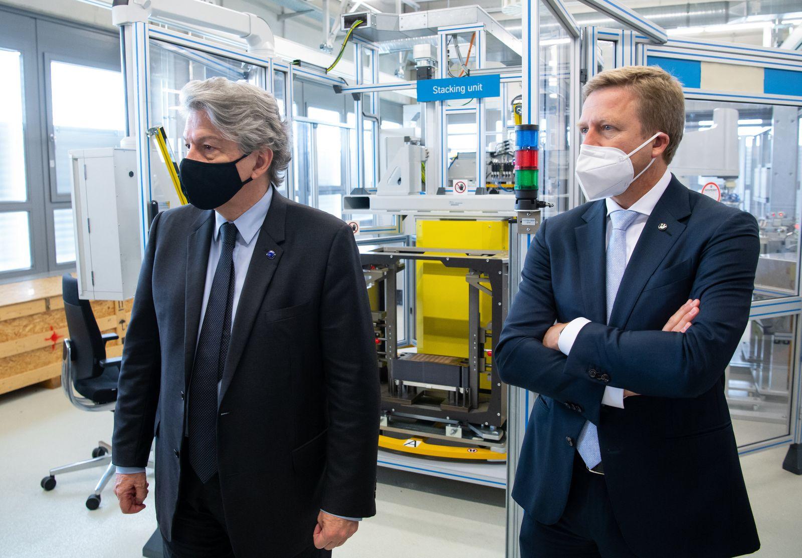 BMW Forschungszentrum für Wasserstoff-Technologie