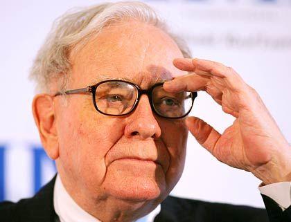 Pessimistische Prognose: Starinvestor Buffett beurteilt die Konjunkturaussichten der USA negativer als viele andere Wirtschaftsexperten