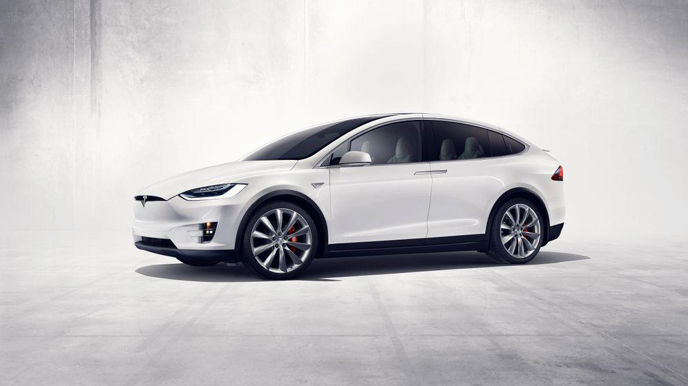 Tesla Model X: Der Starkstromer im Fahrtest