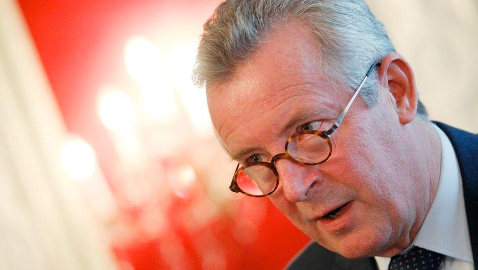 Nicolas Pictet: Schwer unter Druck
