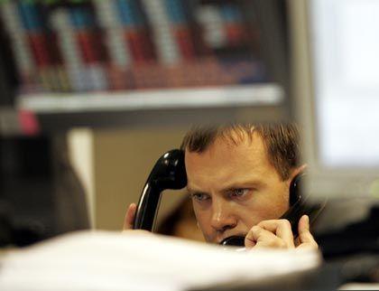 Keine Entspannung: Russlands Aktienhändler agieren weiter in der Baisse