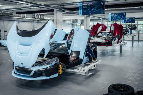 Die Produktion der Elektro-Sportwagen soll komplett klimaneutral erfolgen