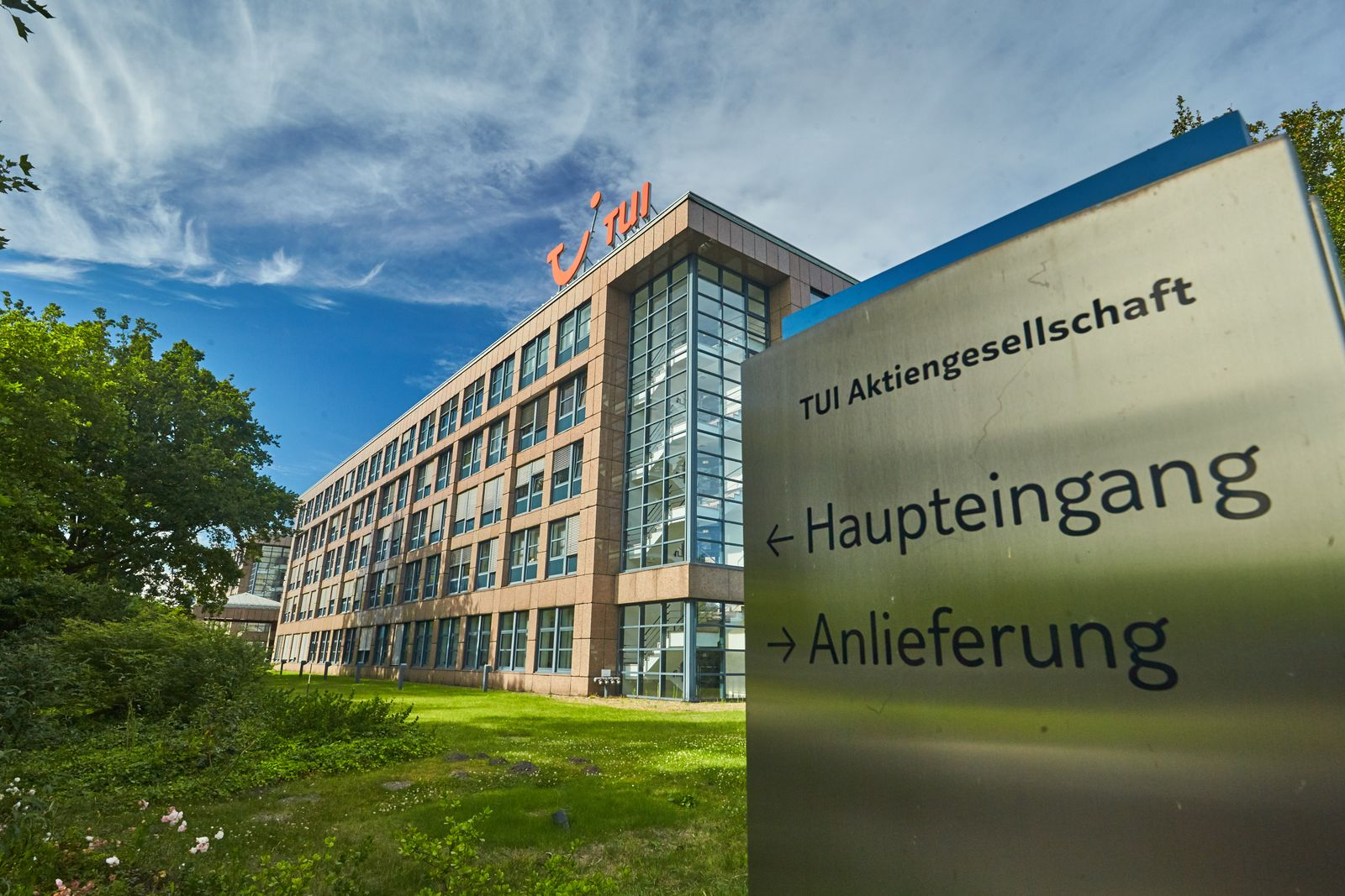 TUI Zentrale in Hannover
