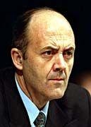 Zelebrierte Einsparungen: José Ignacio López, ehemaliger Einkaufschef von VW