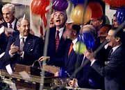 Gute Laune an der Wall Street: Geldregen zum Jahreswechsel