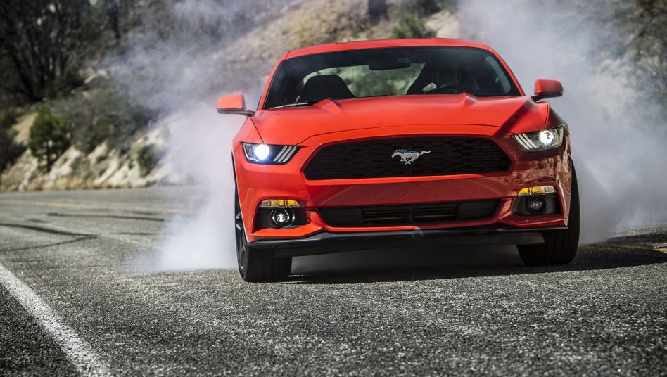 Mustang: Ford will die Zahl der Fahrzeugplattformen verringern