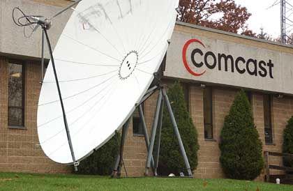 US-Kabelbetreiber Comcast: Will auf den Zuschauer zugeschnittene TV-Spots senden