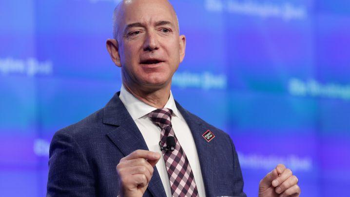 Einer dieser Männer könnte Jeff Bezos beerben: Die Manager hinter dem Amazon-Chef