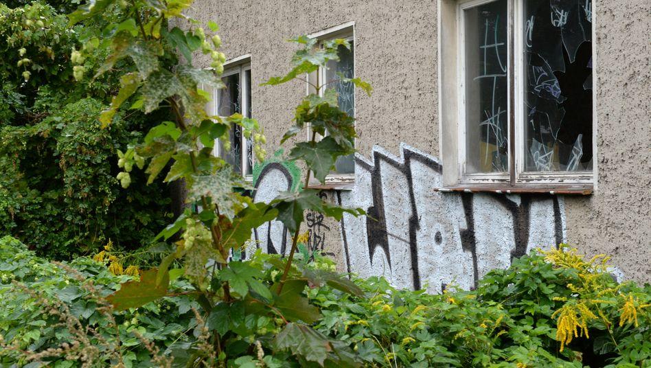Leerstehendes Haus nahe Potsdam: Die Provinz leidet unter Landflucht