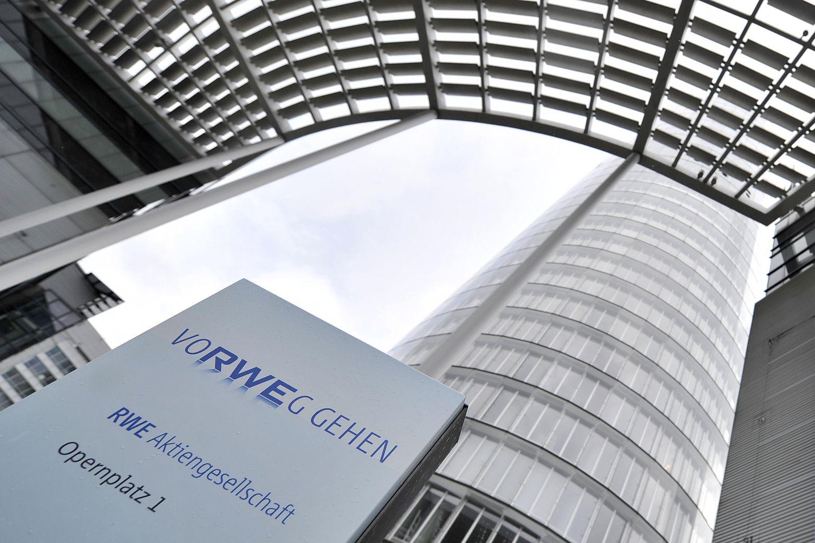 Konzernzentrale RWE