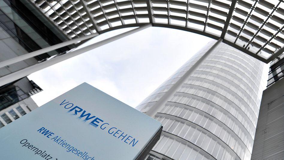 RWE: Vorsorge über alles
