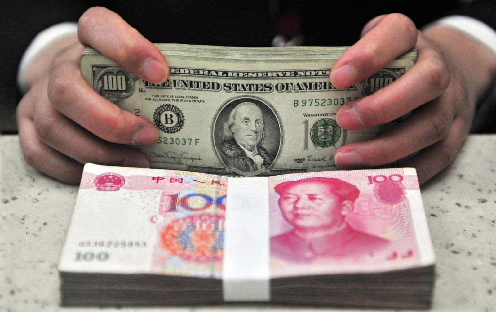 China USA Währungskrieg / Yuan und Dollar / Handelskrieg