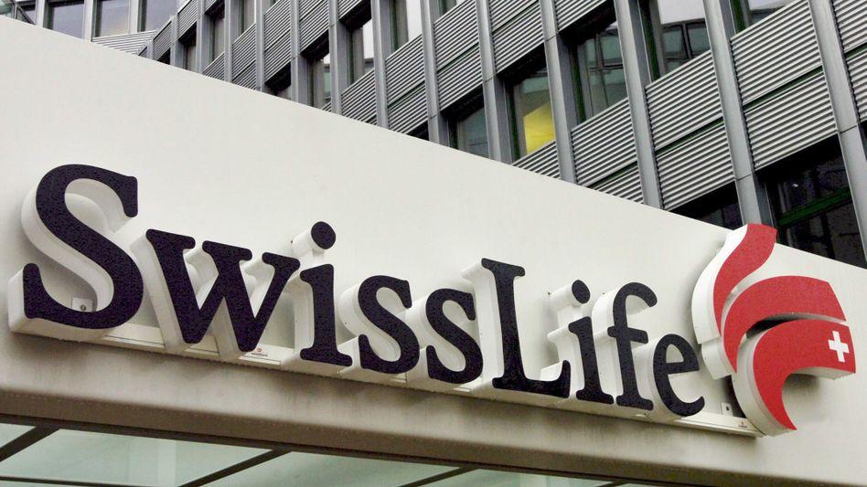 Swiss Life: In Deutschland kommt der Vertrieb in Schwung, in der Schweiz hapert es