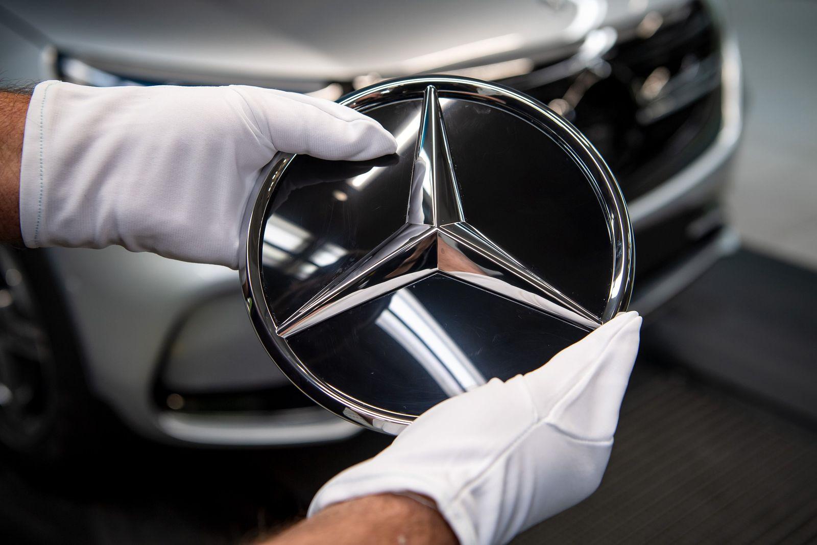Bilanz Daimler und Mercedes Benz