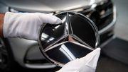 Daimler schickt wegen Chipkrise Tausende in Kurzarbeit