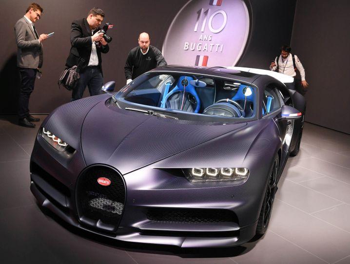 Künftig kroatisch: Bugatti wechselt von Volkswagen zu Rimac