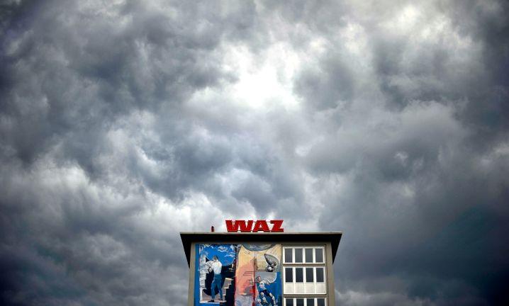 WAZ-Zentrale in Essen: Hängepartie zerrte an den Nerven