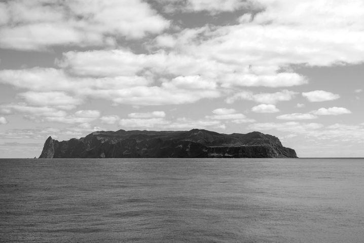 Seinen Namen verdankt Inaccessible Island den rund um die Insel verlaufenden steilen Klippen.