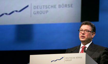 Eschborn - und dann? Deutsche-Börse-Chef Francioni