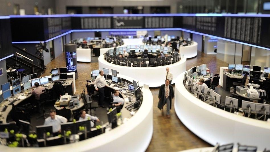 Deutsche Börse: Deutliches Minus auf Wochensicht