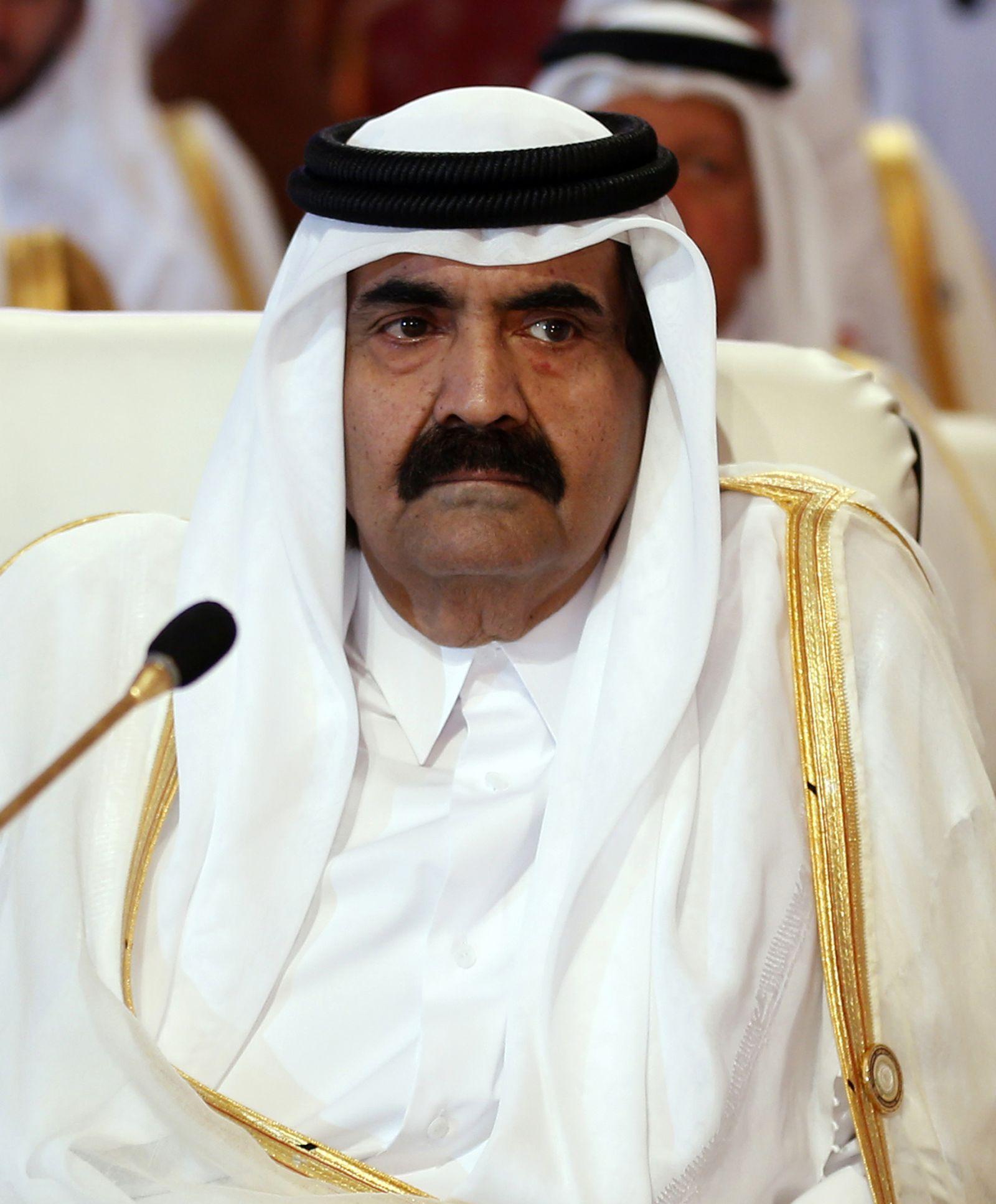 Katar/ Emir Hamad bin Khalifa al-Thani