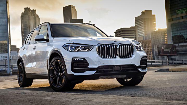 BMW X5: Der bayerische Brocken