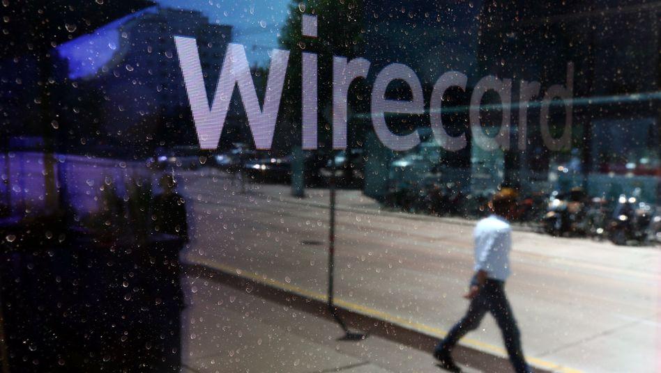 Filiale einer Wirecard-Tochter in Wien