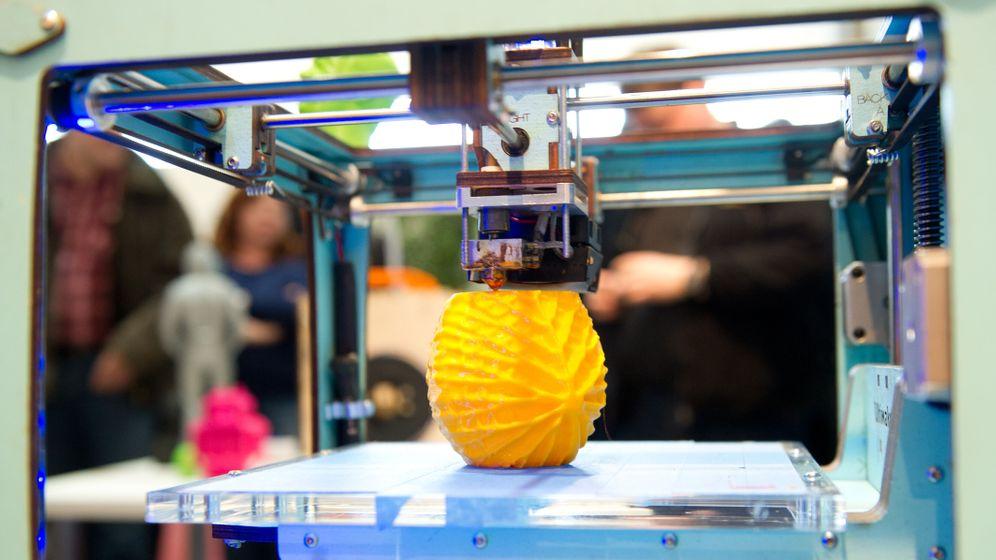 3D Drucker: Das Ende der traditionellen Industrie