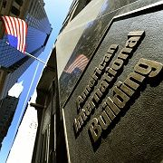 AIG-Zentrale in New York: Der einst weltgrößte Versicherer steht sinnbildlich für das Versagen der Finanzmärkte und musste mit 180 Milliarden Dollar gestützt werden