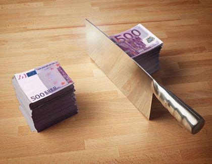 Falsche Bescheidenheit: Geld allein macht nicht glücklich. Kein Geld zu haben, aber auch nicht